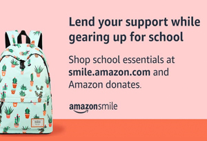 Help Support Students When You Shop Online!